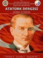 Journal of Atatürk