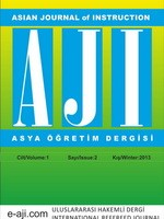 Asian Journal of Instruction (E-AJI)