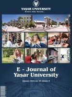 Journal of Yaşar University