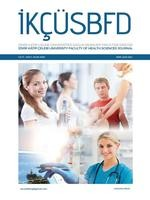 İzmir Katip Çelebi University Faculty of Health Science Journal
